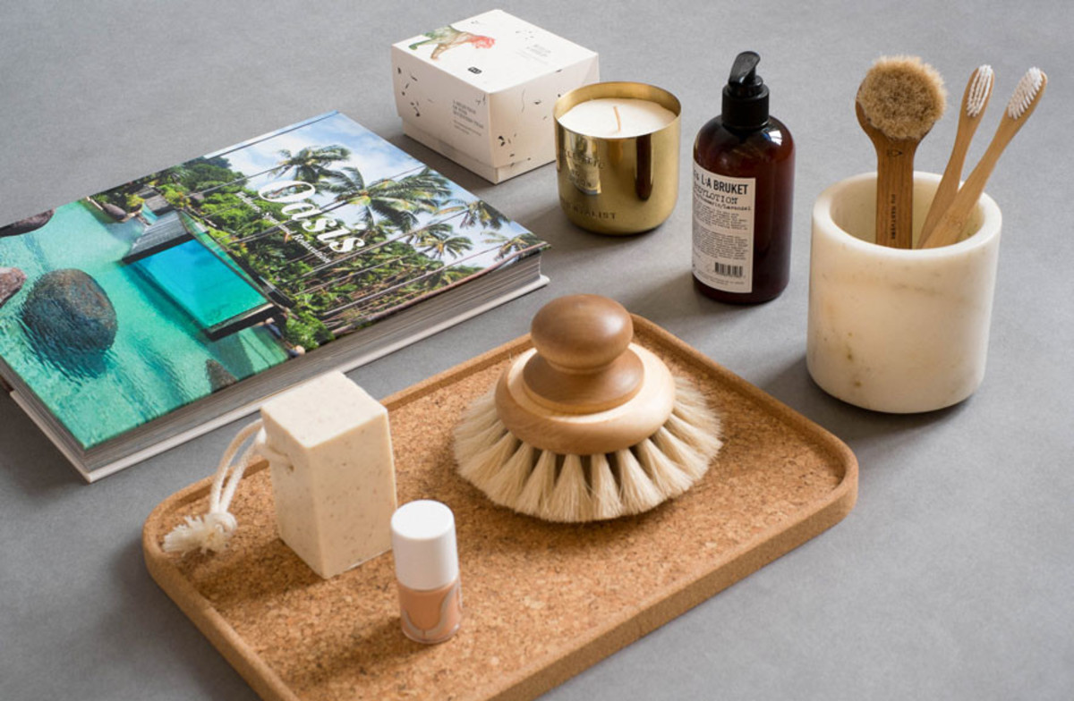These spa essentials give you the pampered touch.