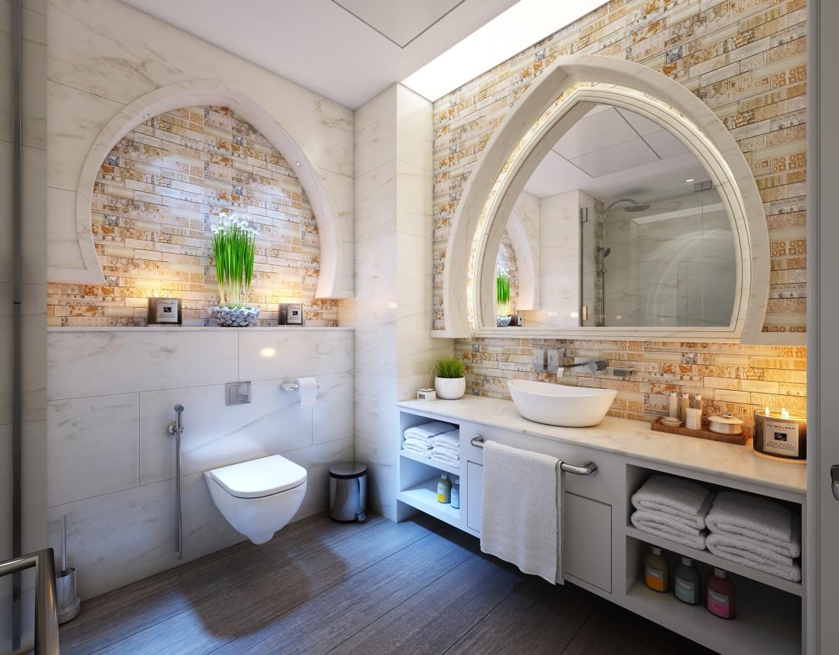 Transform Your Bathroom Into a Spa Retreat