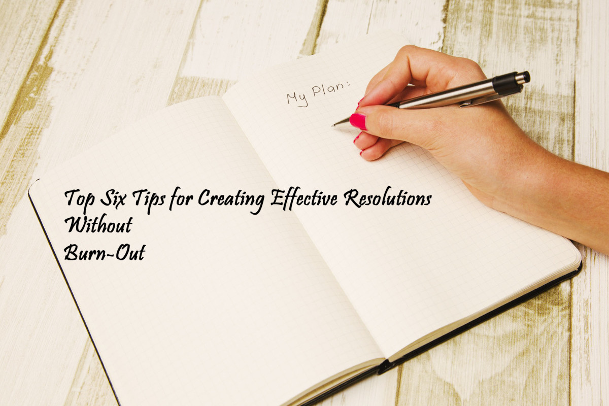 6 Tips to Create Resolutions That Stick Without Burnout