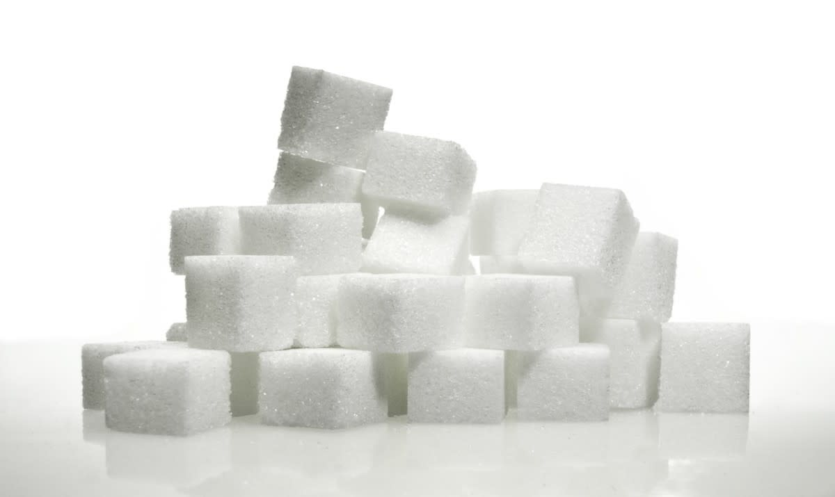 Try to reduce or eliminate any added sugar from your diet.