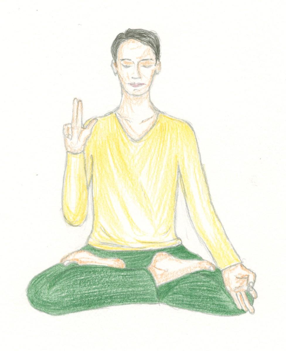 Artwork: Gesture of Benevolence by S.P. Austen