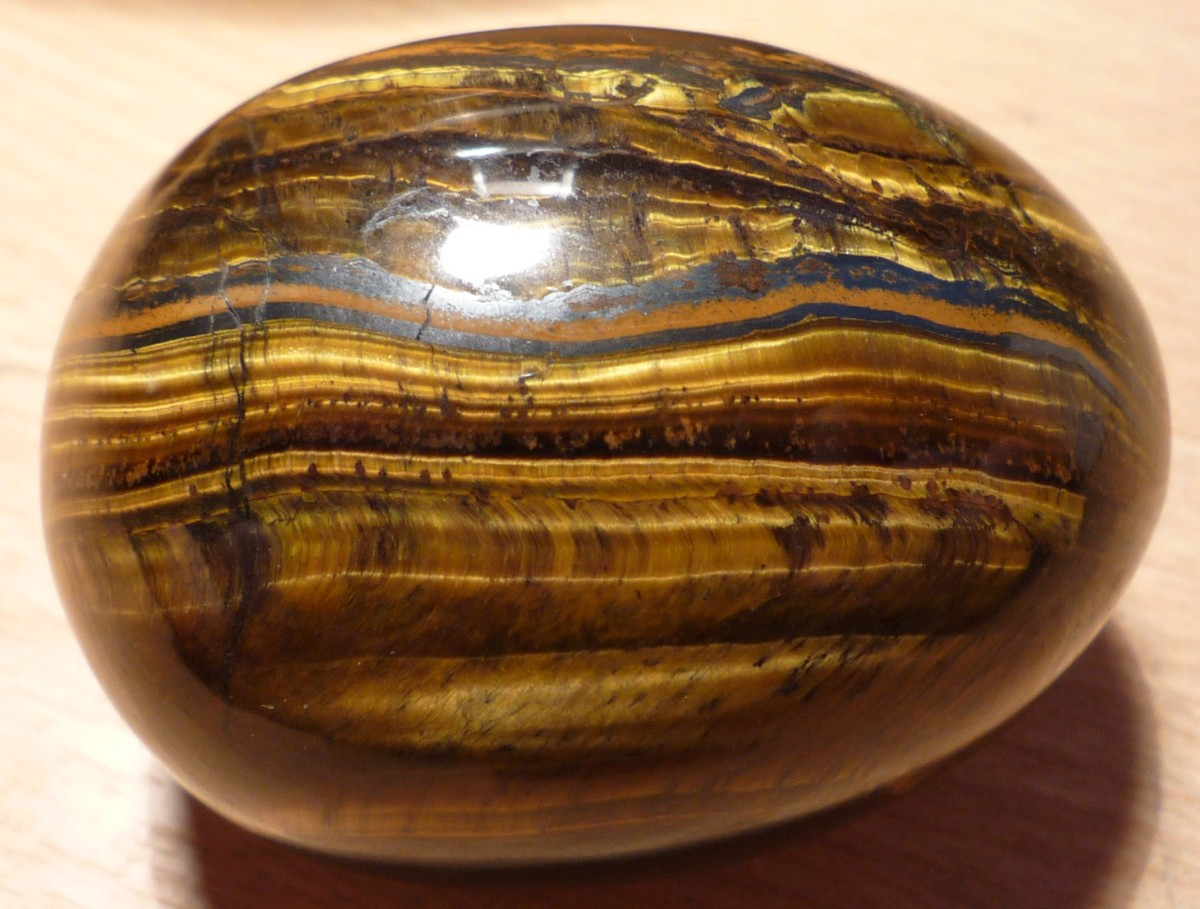 Top 5 Benefits of Tiger's Eye