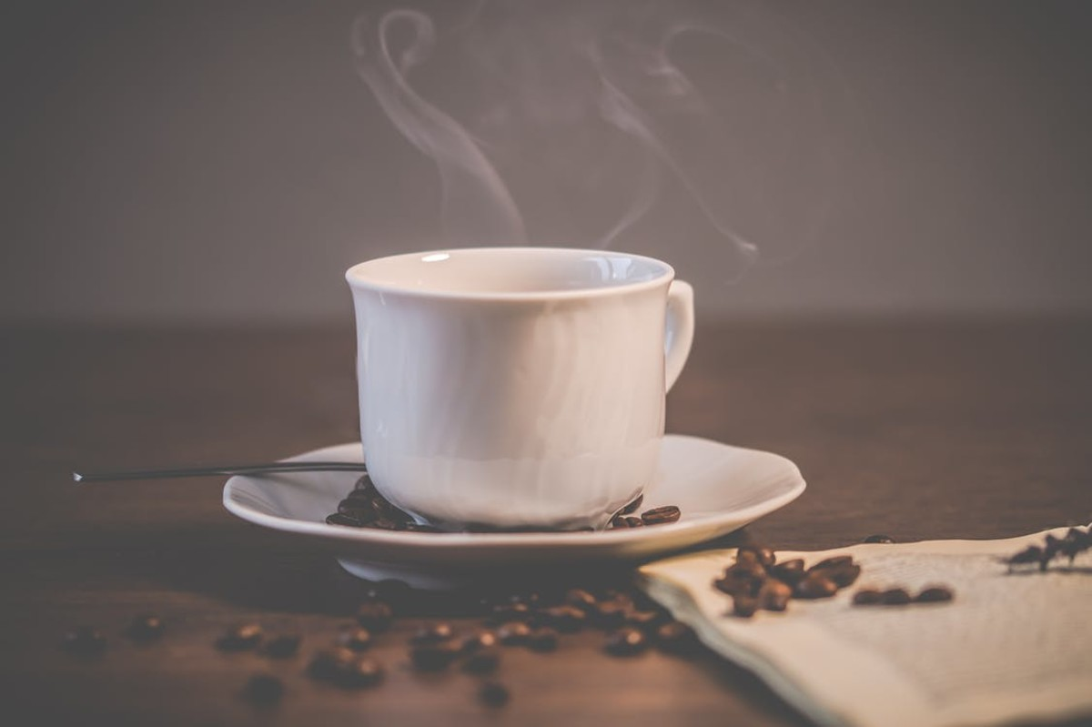 Coffee is always a good idea.