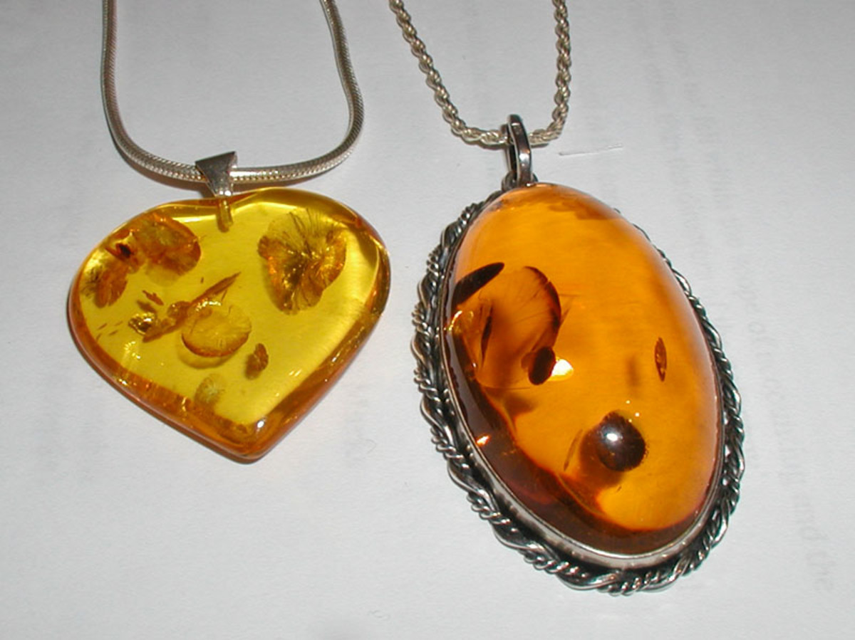 Throughout history, amber has been worn in jewelry for protection against negative energies.