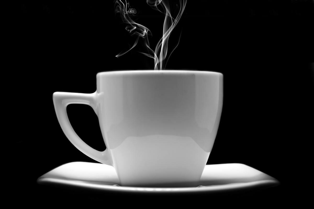 Coffee increases serotonin reuptake.
