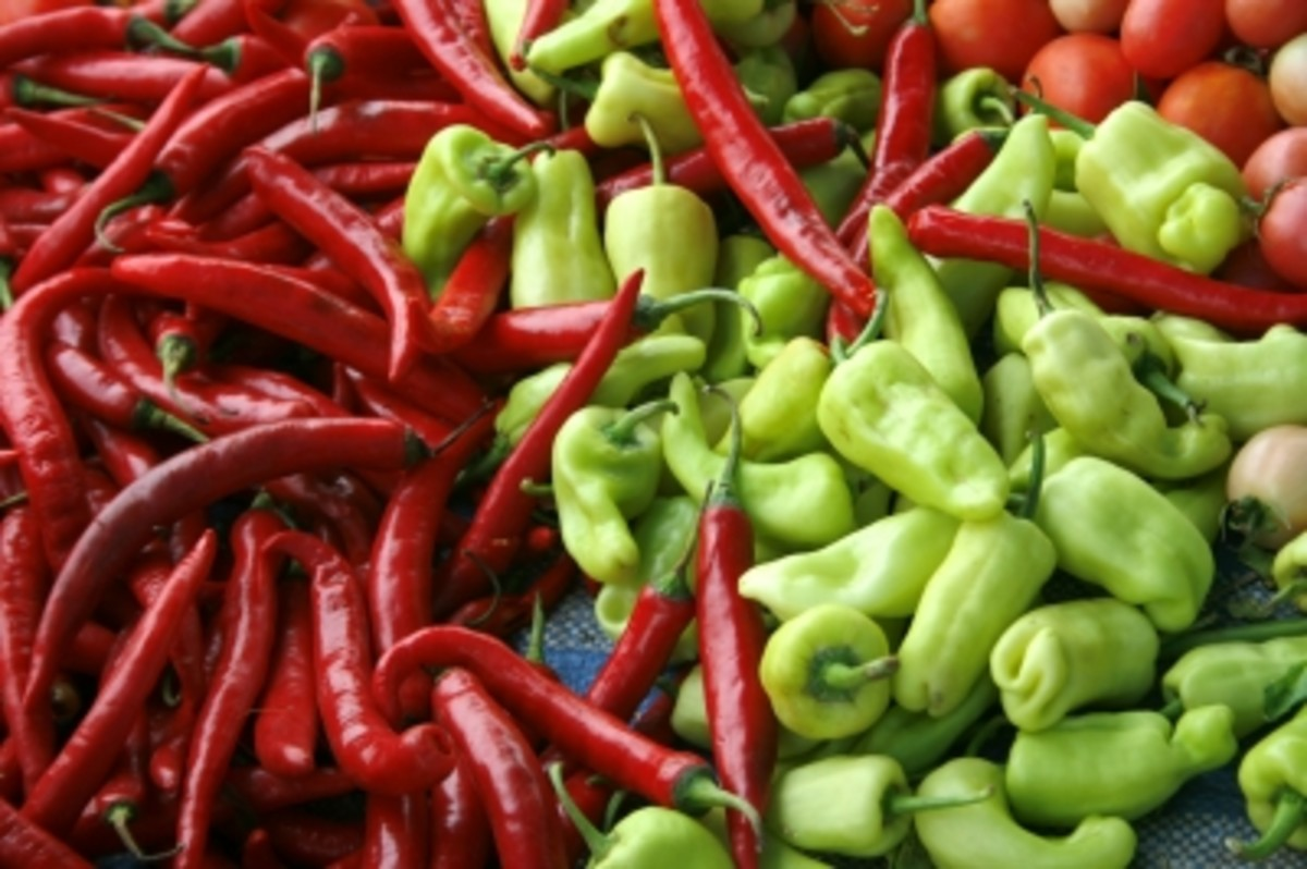 Include cayenne peppers in your daily diet.  They have many health benefits.