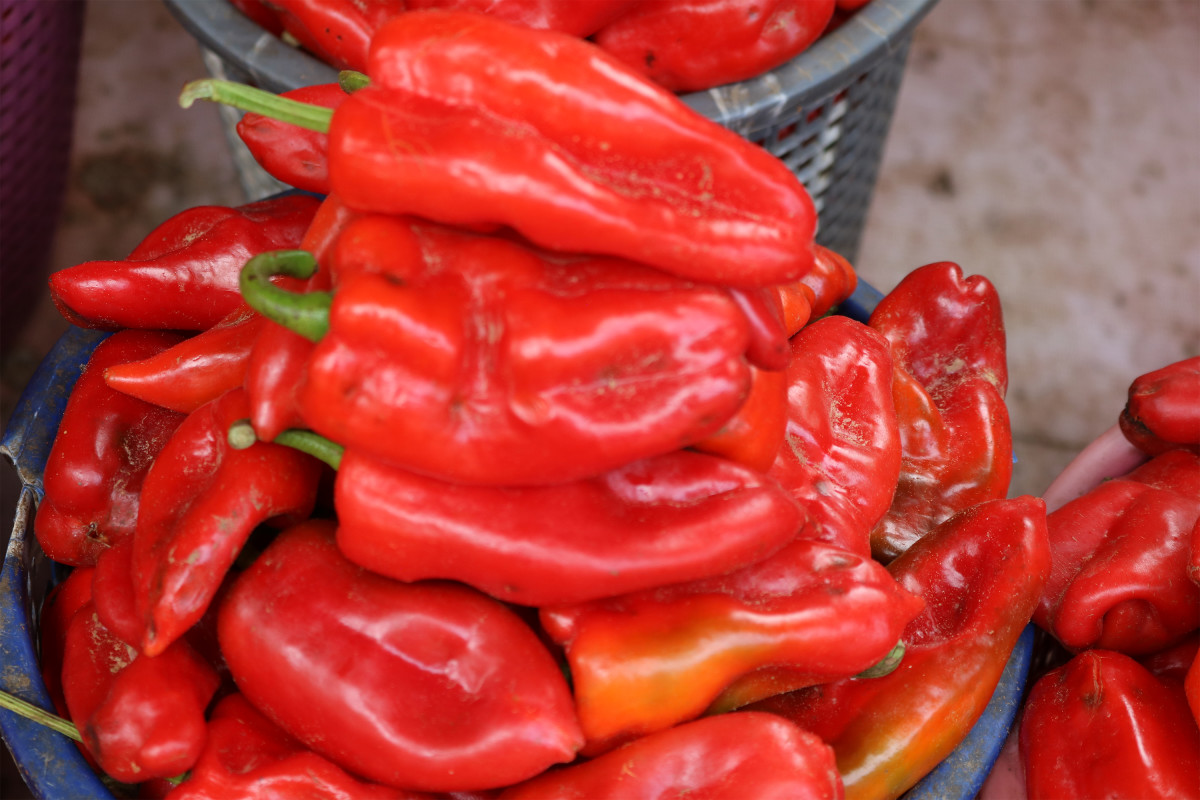 The Health Benefits of Cayenne Peppers
