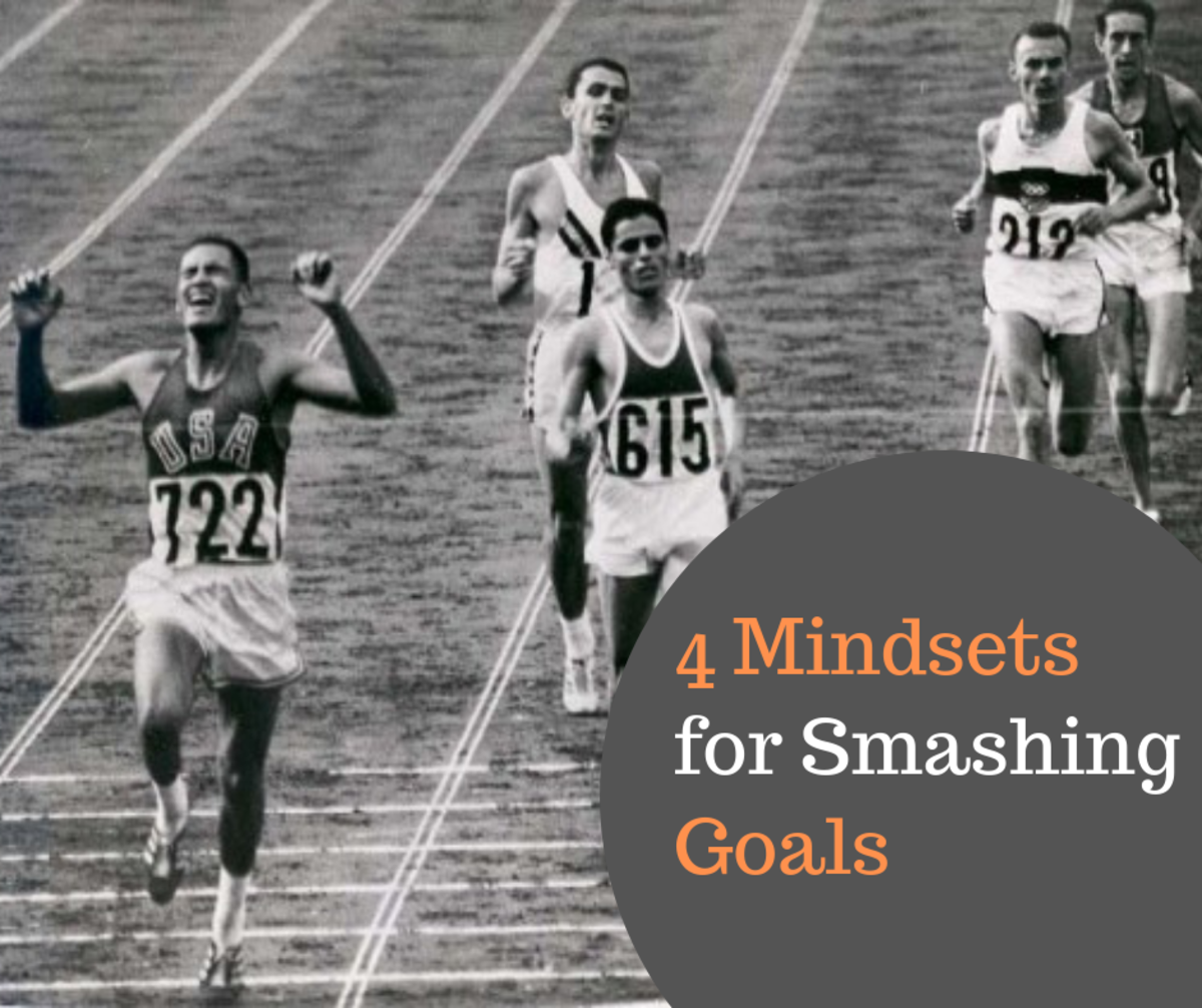 Believe to Achieve: 4 Mindsets for Accomplishing Your Goals