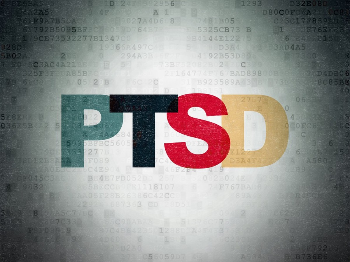 Post-traumatic stress disorder is difficult to deal with, but the symptoms are manageable.