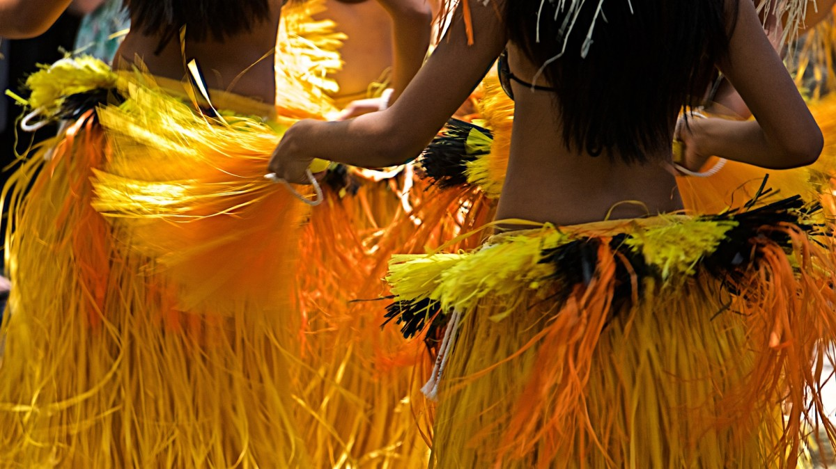 Hula is more than just a dance, it's a spiritual practice.