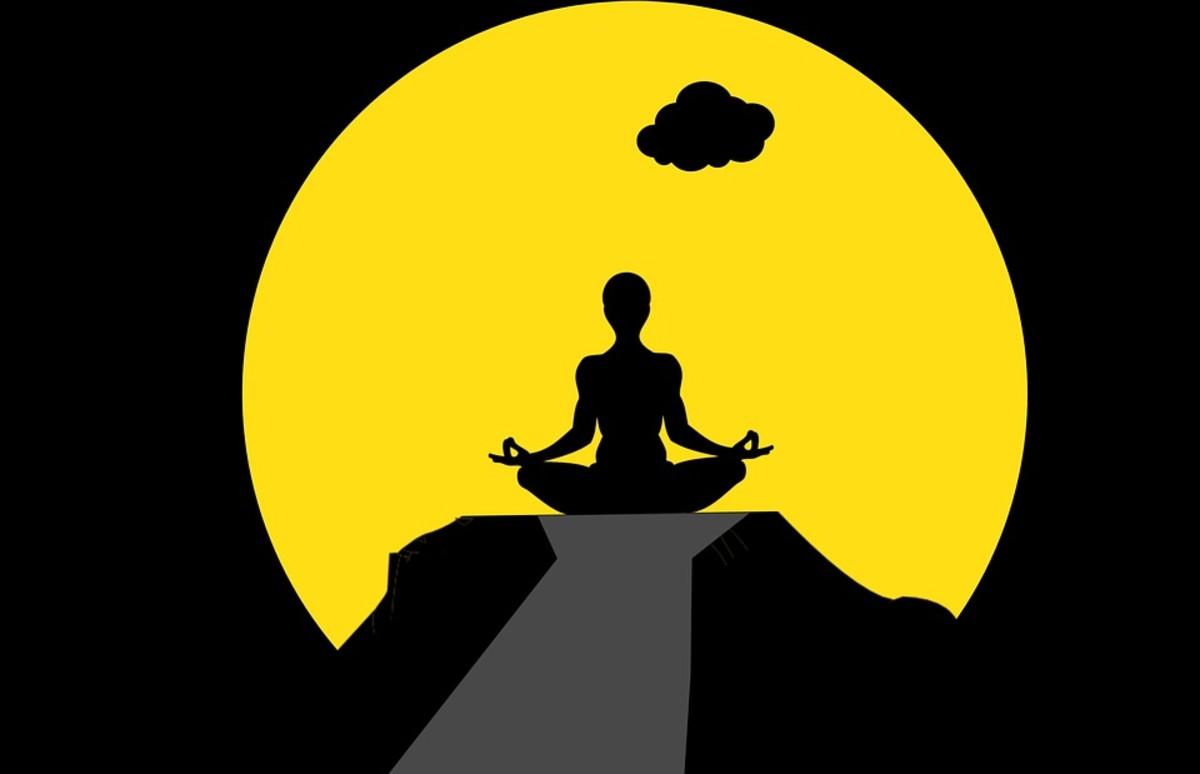 Meditation promotes inner peace.