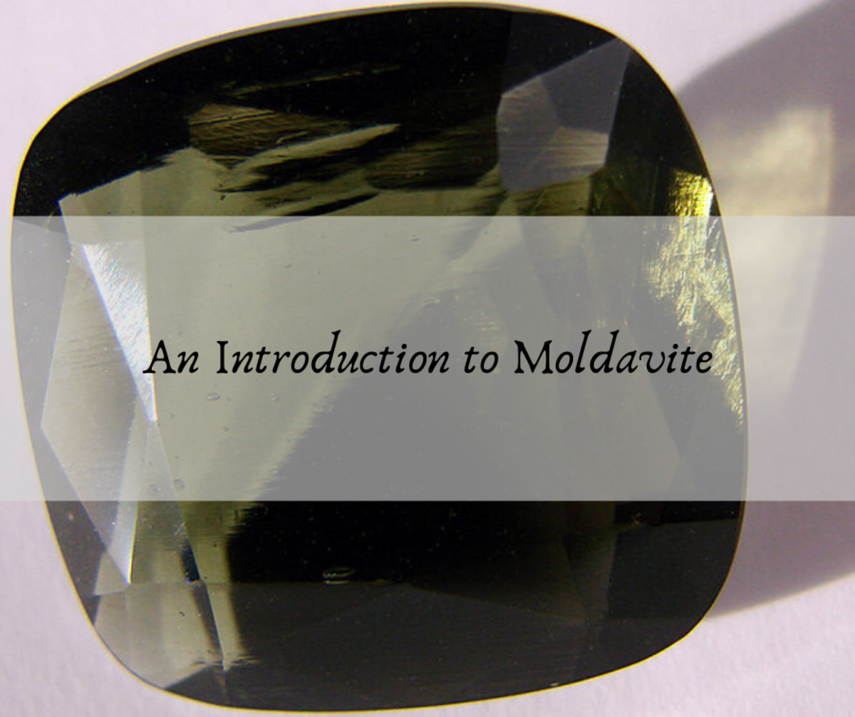 Moldavite was formed from the remnants of a meteor, mixed with natural materials from Earth, making this crystal truly unique.