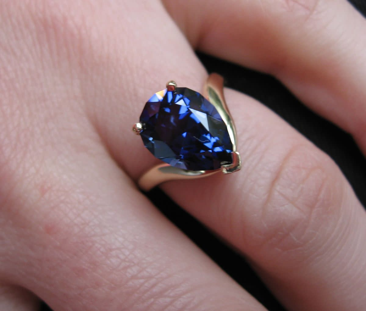Sapphire can bring a helpful boost of self-expression.