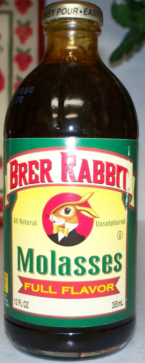 Brer Rabbit is just one brand of molasses.