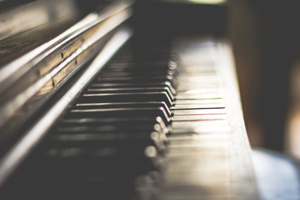 Piano is a difficult skill to take on; why not give it a try?