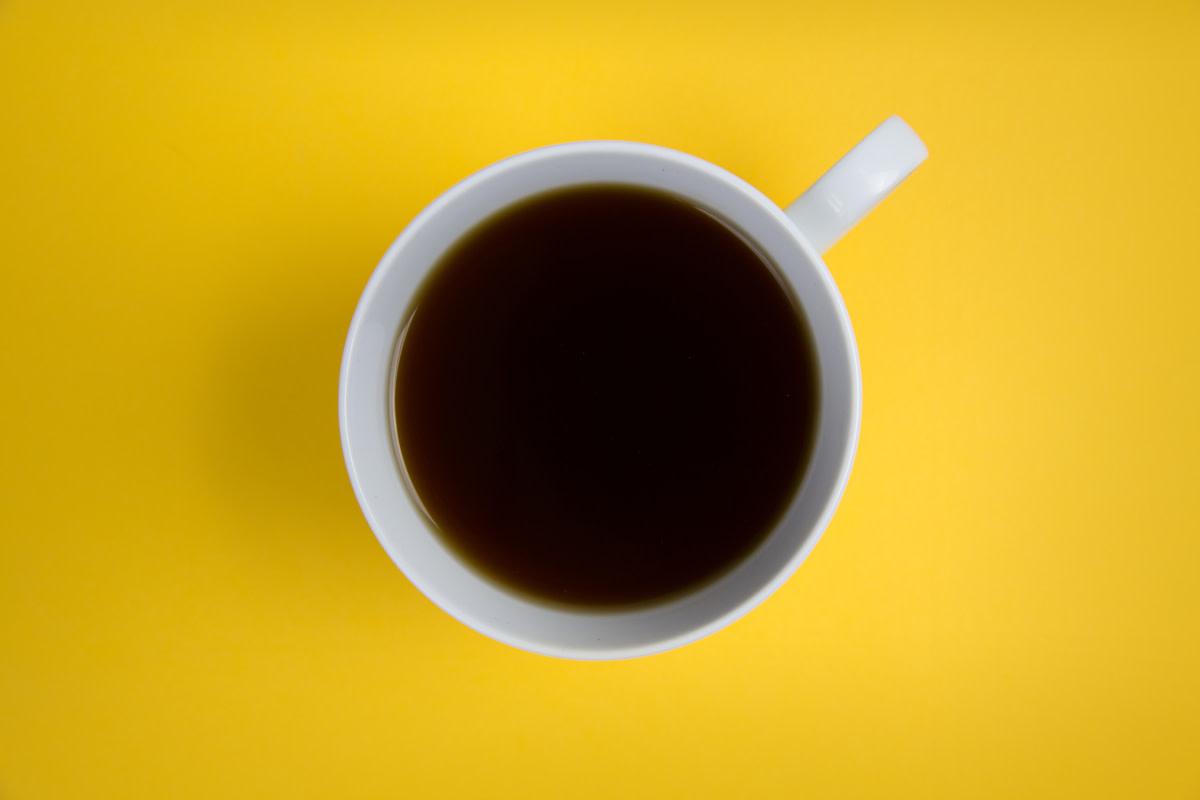 Caffeine will keep you awake.