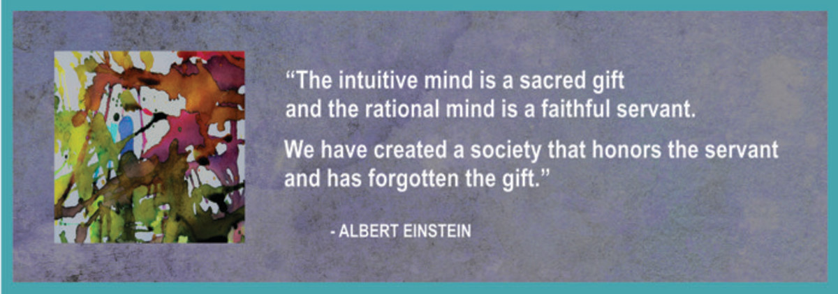 Trust Your Intuitive Mind