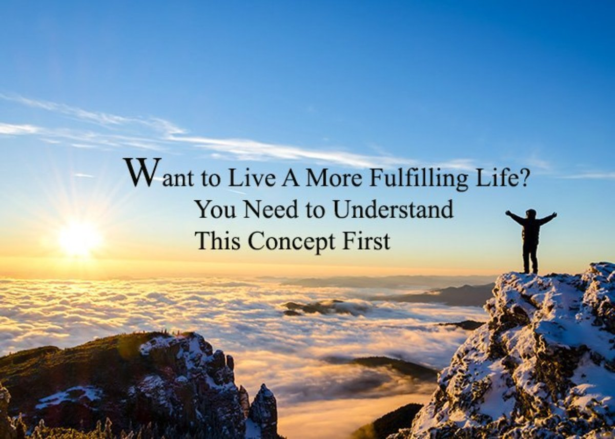 Want to live a more fulfilling life?