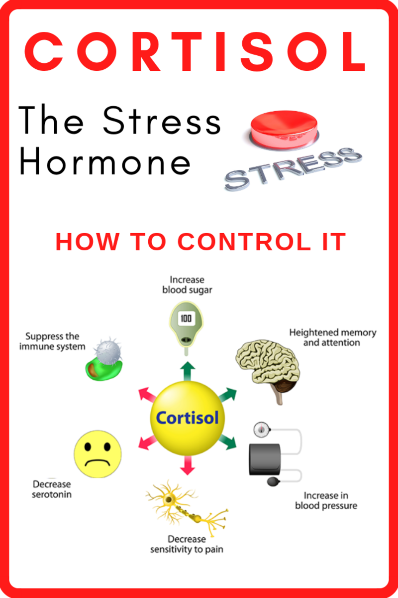 How do you control cortisol?