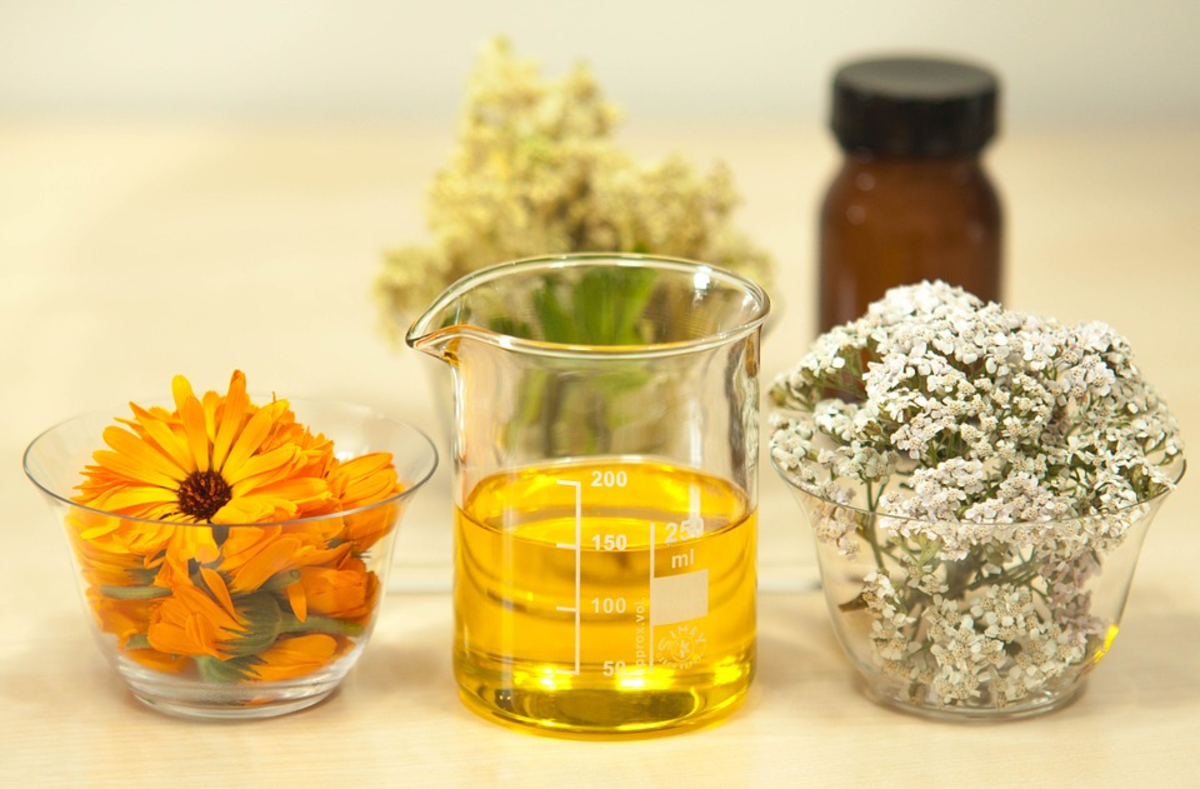 Via topical application or soaking in a bath yarrow oils is effective as a treatment for sore muscles.