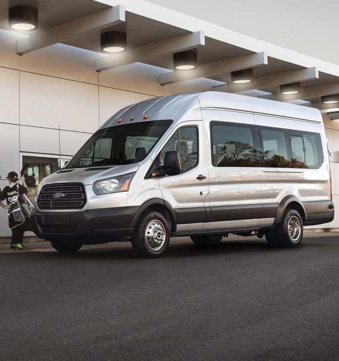 2018 Ford Transit Review: A Driver's Perspective