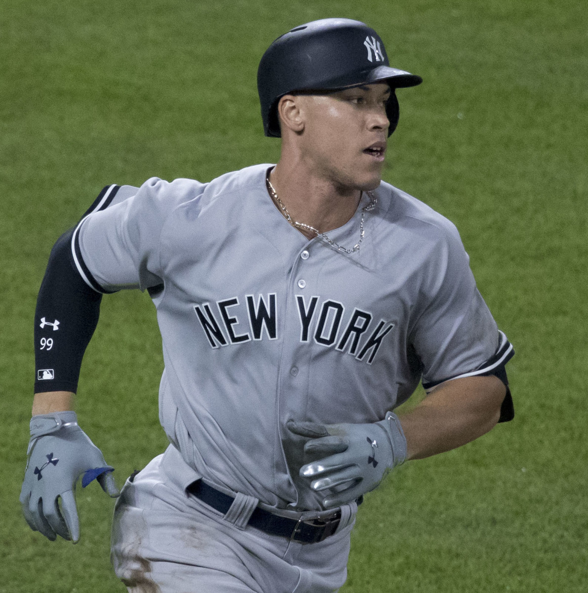 Aaron Judge Had the Greatest Rookie Season Ever
