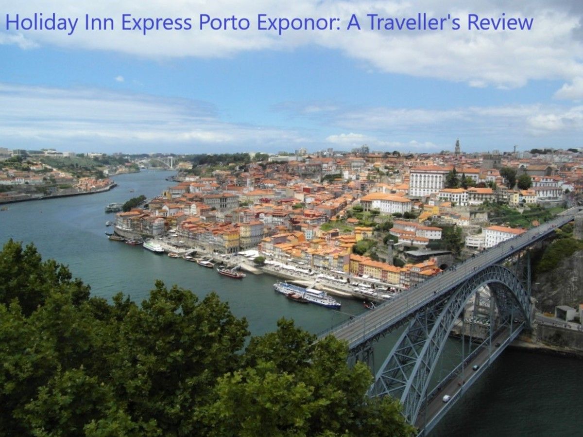 Holiday Inn Express Porto Exponor: A Traveller's Review