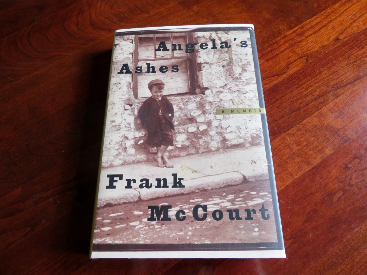 Book Review of Angela's Ashes by Frank McCourt