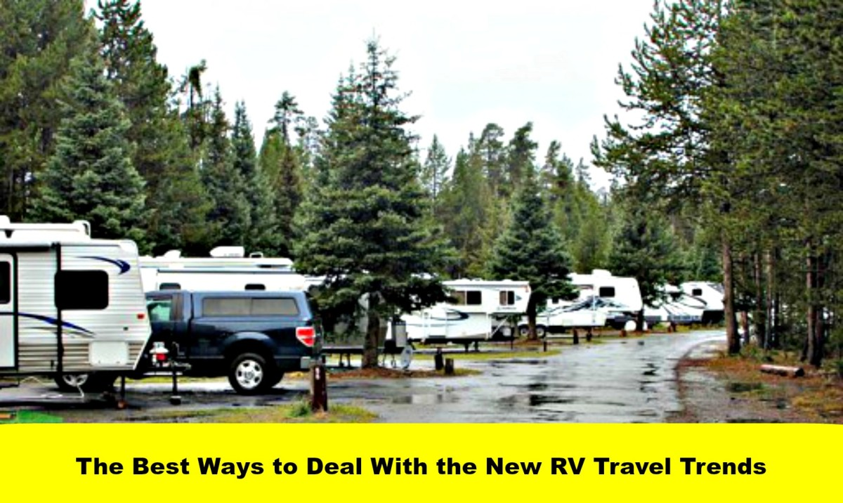 How to Deal With the New RV Travel Trends