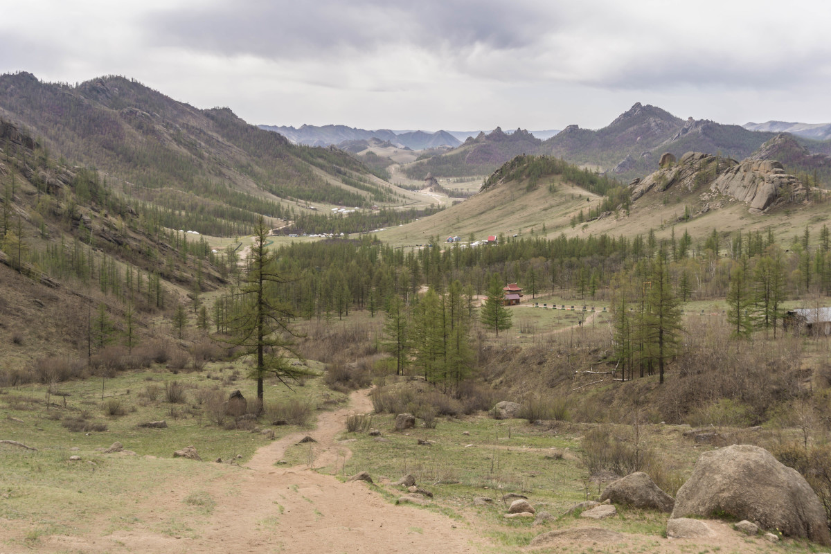 A Guide to Visiting the Gorkhii Terelj National Park in Mongolia