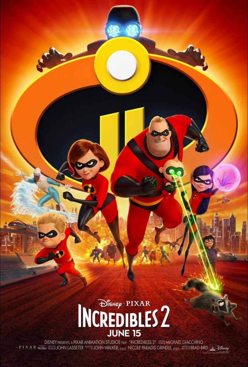 'Incredibles 2': A Review