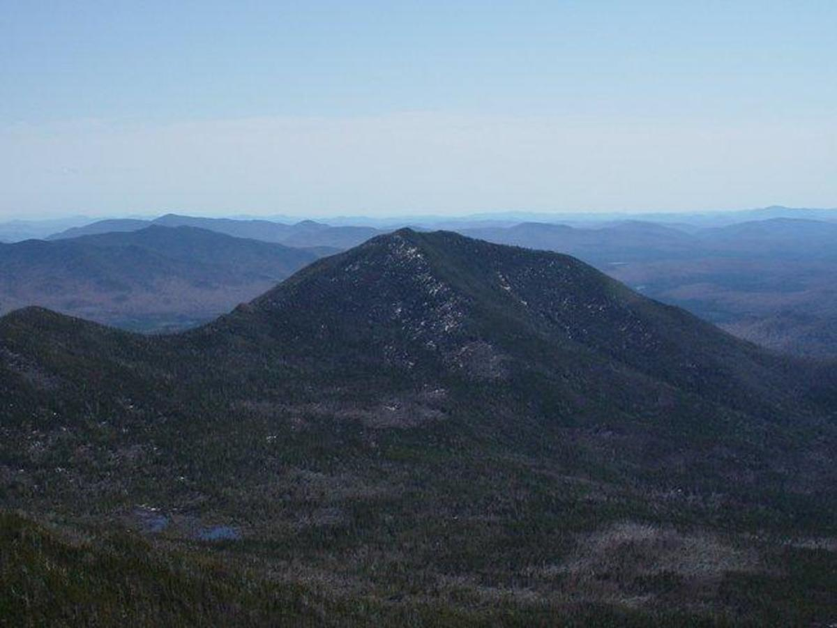Adirondack Hike: Allen Mountain