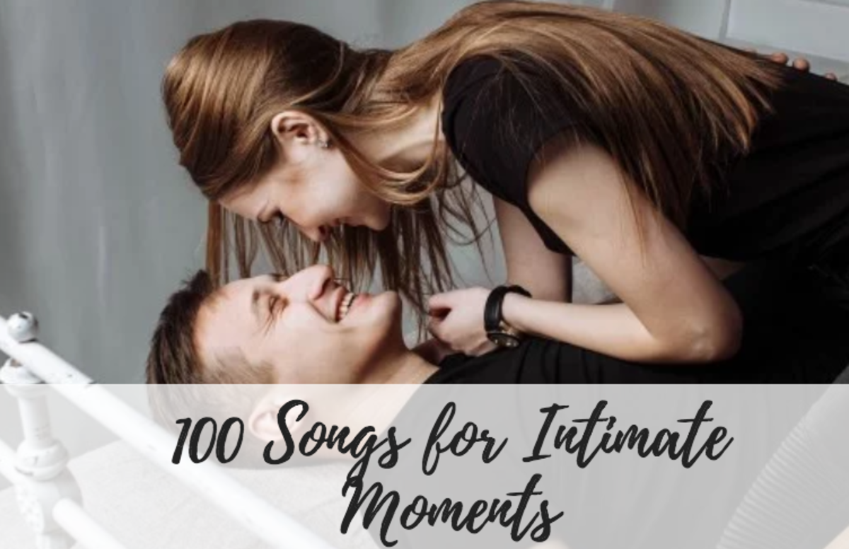 100 Best Rock Love Songs for Intimate Moments and Love Making
