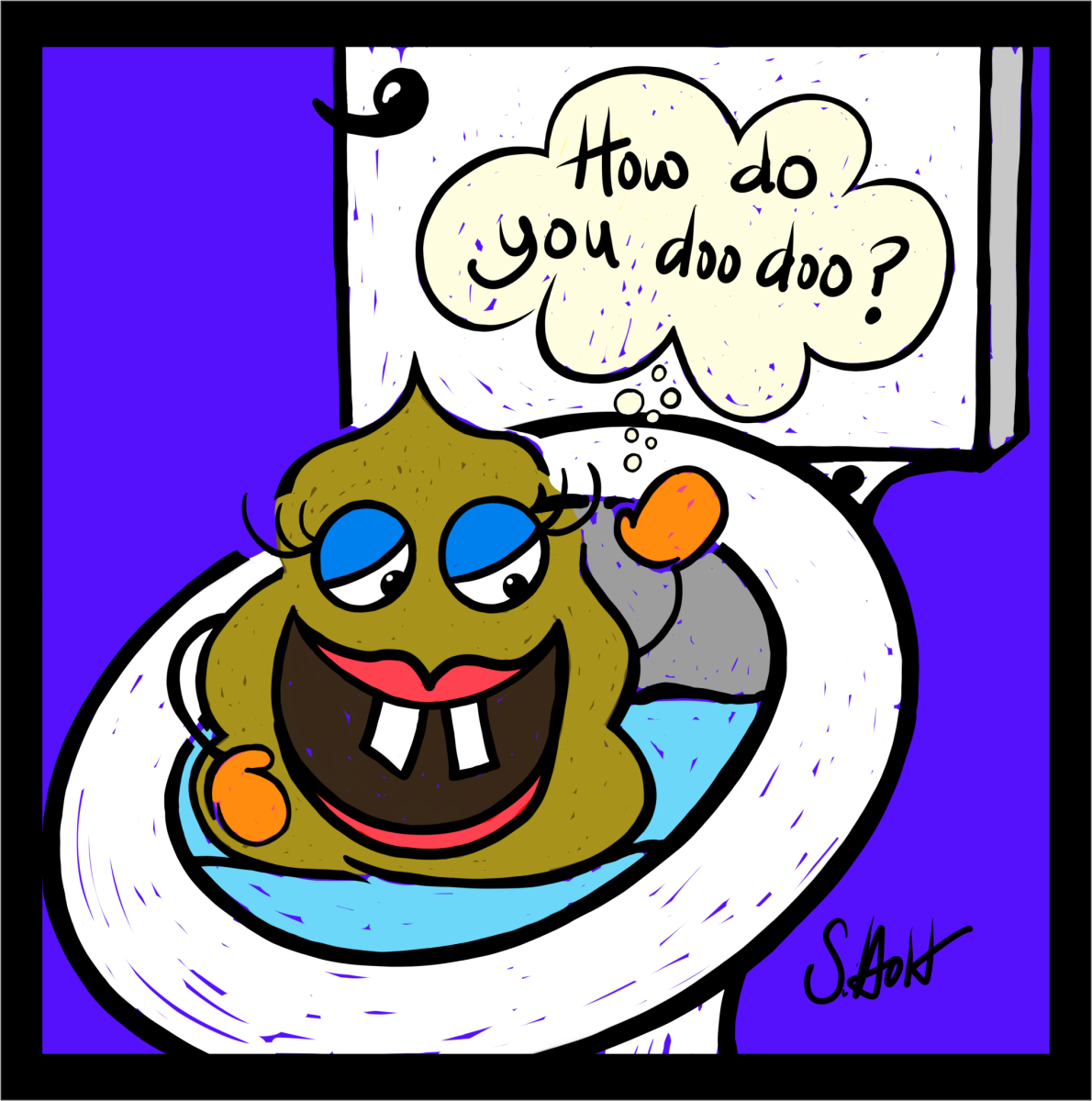 Poems About Poop! Aka...Poo-Ems!