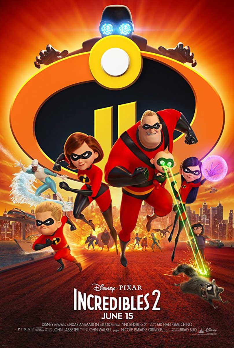 Heroes in Hiding: 'Incredibles 2' Review