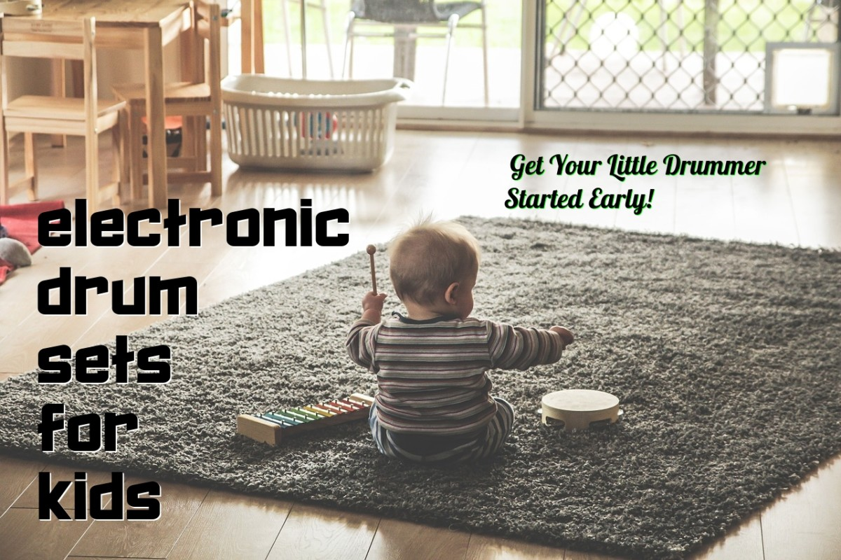 How to Buy Electronic Drums for a Child or Beginner
