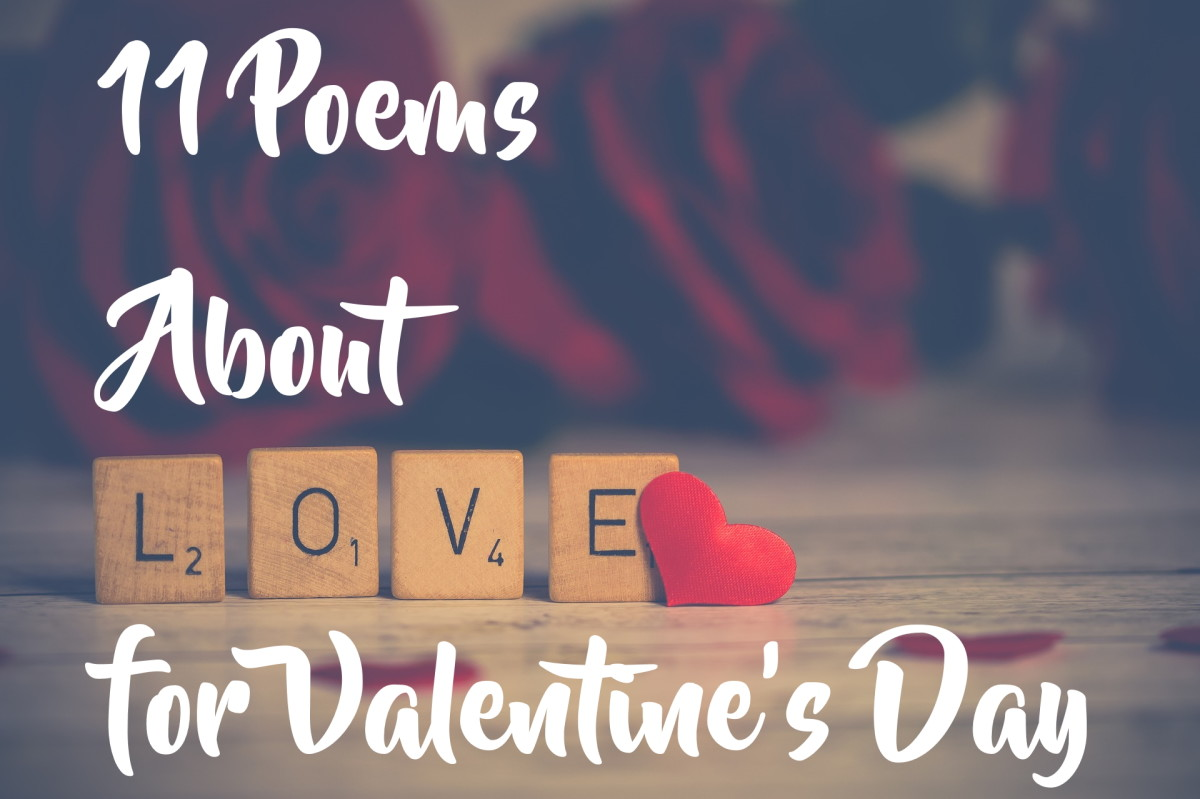 11 Poems About Love for Valentine's Day