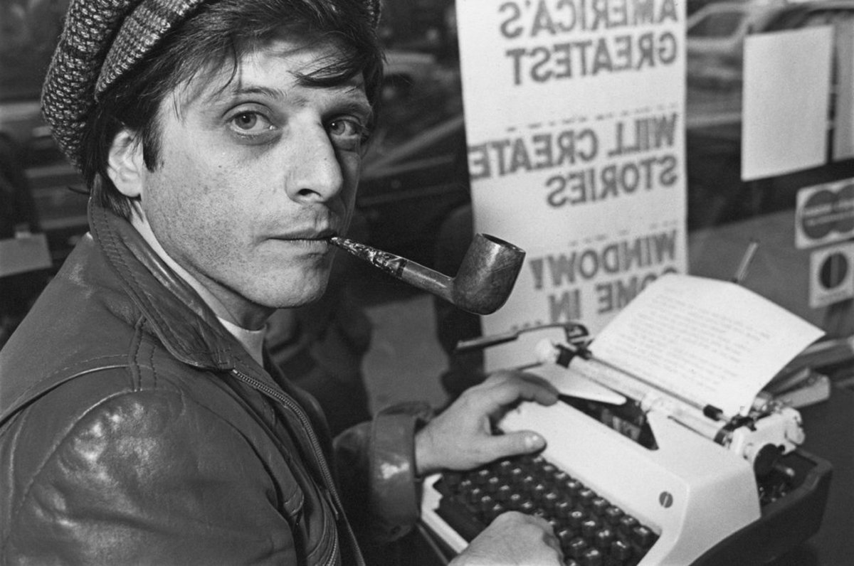 The Carriage Driver 4 - Harlan Ellison