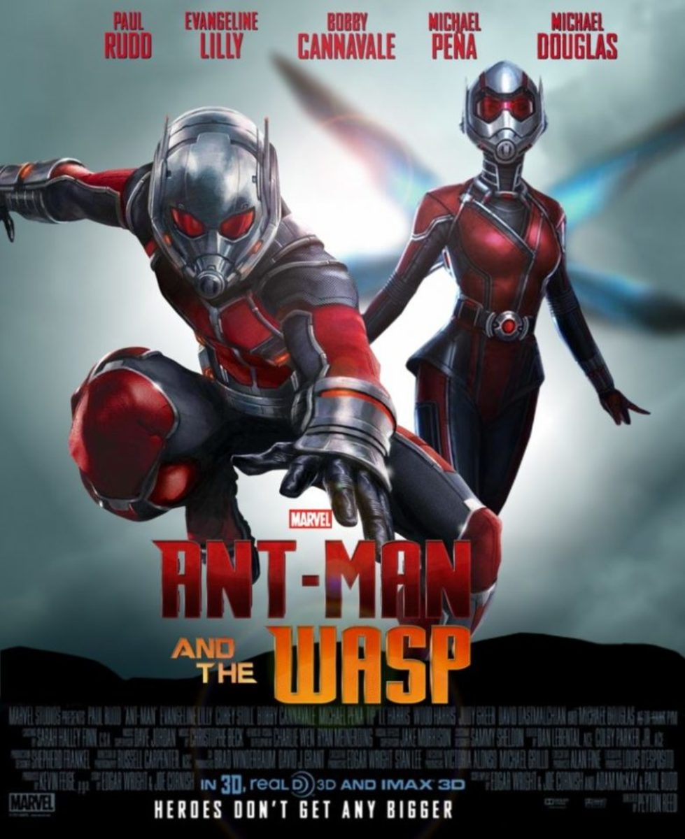 'Ant Man and the Wasp' Review (2018)