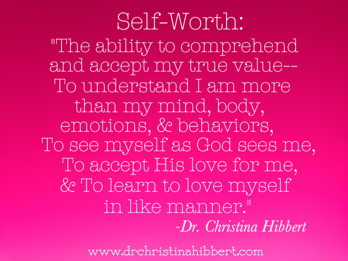 How to Find Your Self Worth