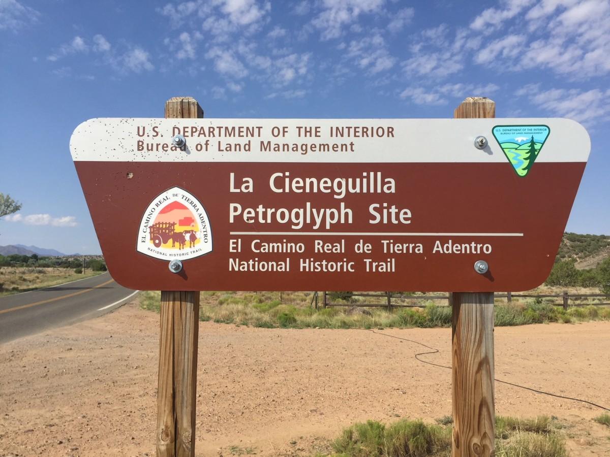 Great Hikes: La Cieneguilla Petroglyphs, Santa Fe, NM