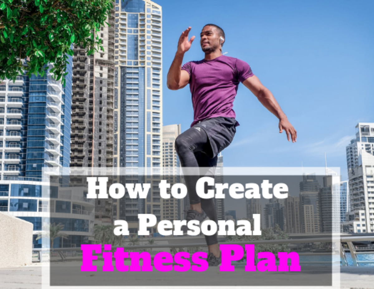Create a fitness plan to help you meet your health goals.