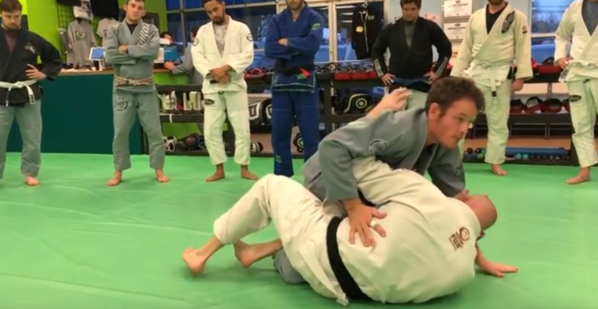 3 Different Types of Partner Drills for BJJ