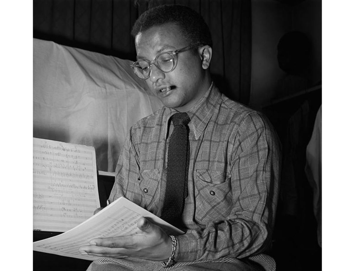 "William Thomas ""Billy"" Strayhorn (November 29, 1915 – May 31, 1967)"