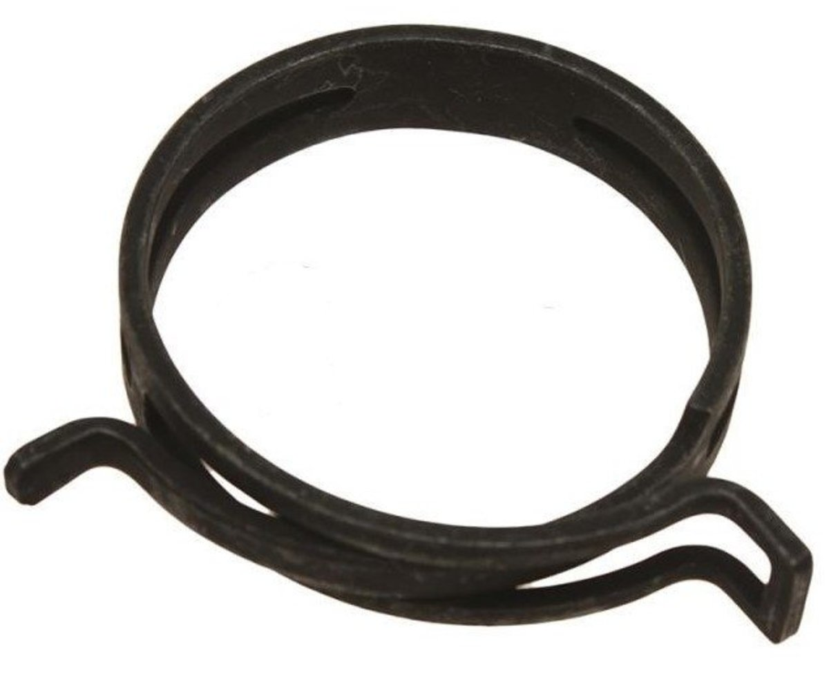 Spring clamp (constant-tension clamp)
