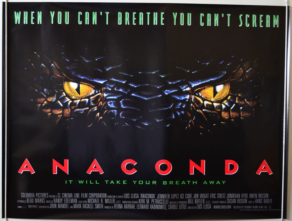 Should I Watch..? 'Anaconda'