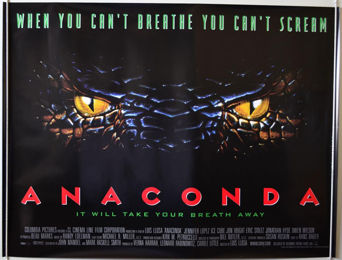 Should I Watch..? 'Anaconda'