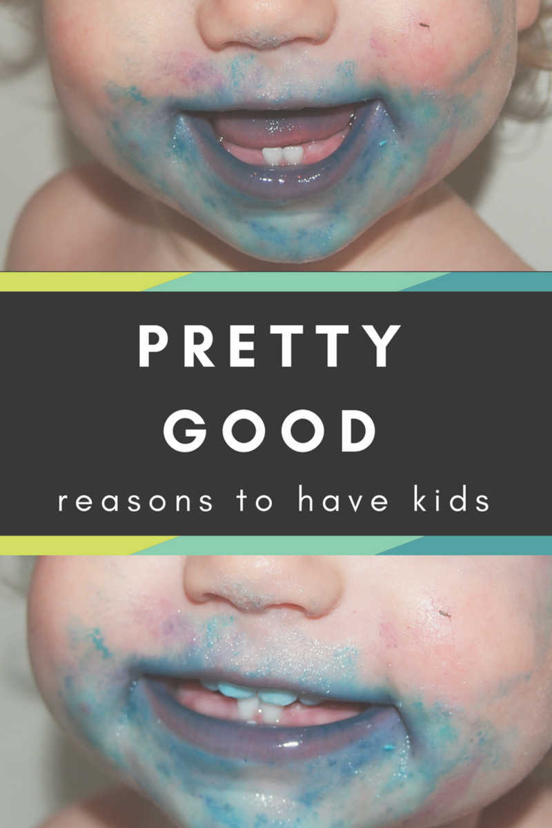 Reasons to Have Kids (By a Parent of Two!)