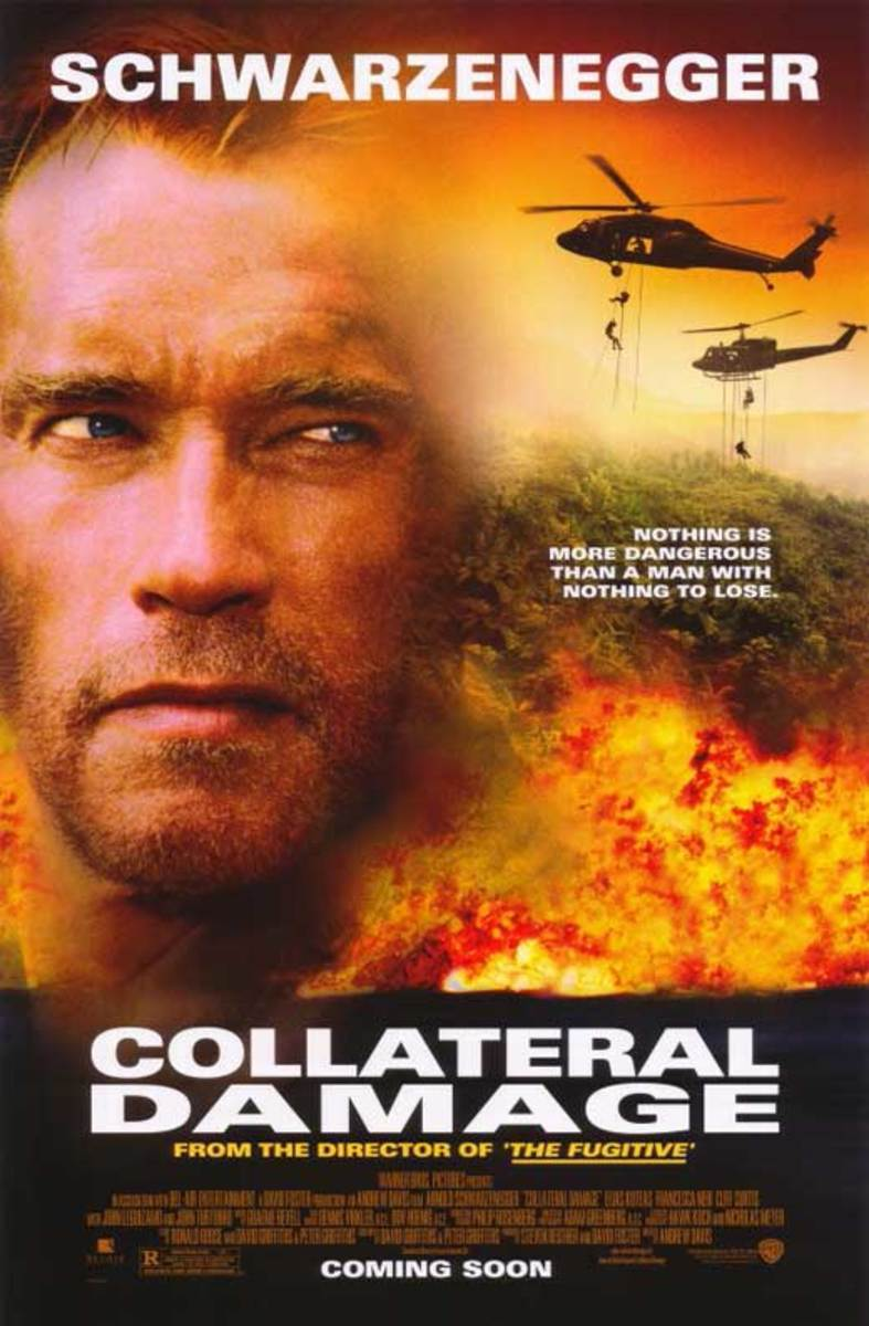 Should I Watch..? 'Collateral Damage'
