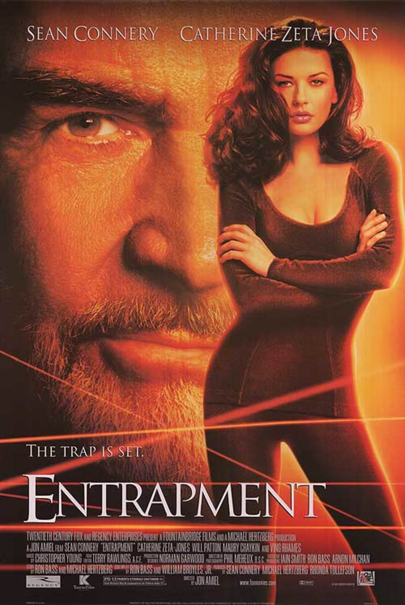 Should I Watch..? 'Entrapment'